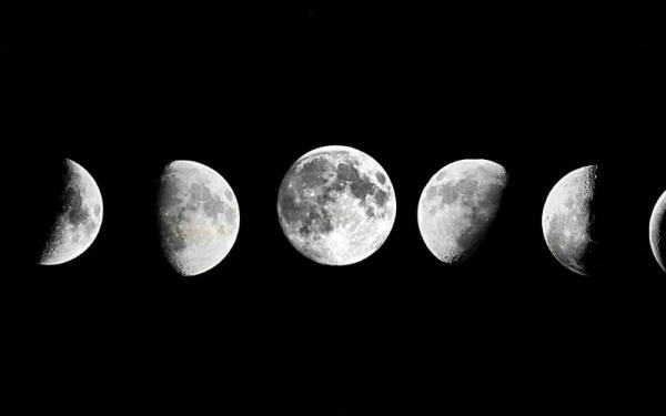 Как узнать положение луны если