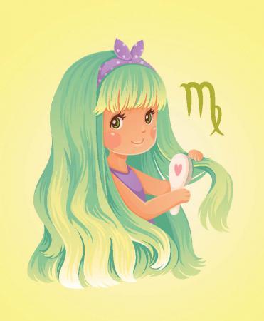 Дева гороскоп ребенок