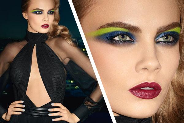 Самый модный макияж 2015