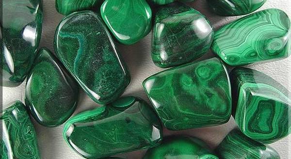 Камень малахит - магические свойства новые фото
