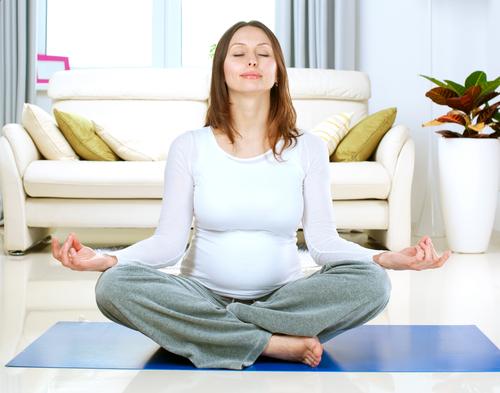слушать расслабляющую музыку для беременных