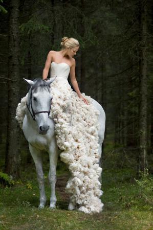 К чему снится лошадь? А к чему снятся белая и черная