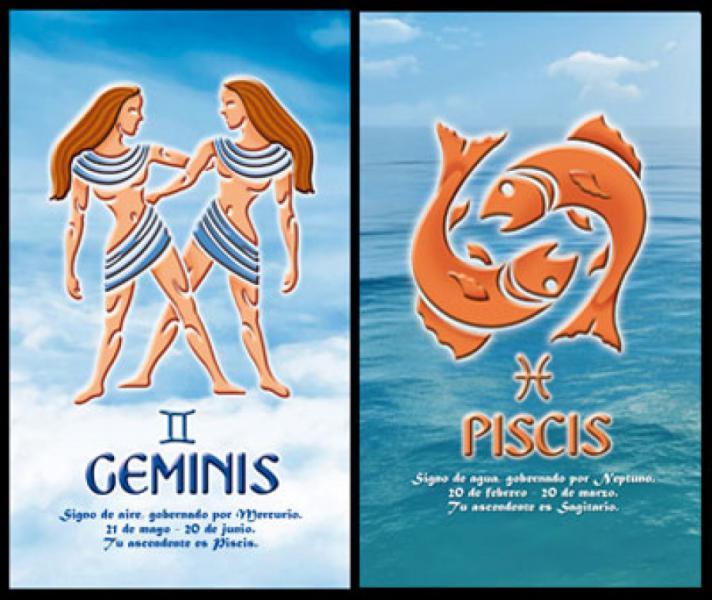 Секс рыбы и близнецов