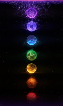 Цвет планеты земля