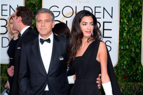 Амаль Аламуддин ревнует Джорджа Клуни к Скарлетт Йоханссон
