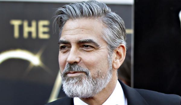 Джордж Клуни в шутку предупредил, что он разрушит карьеру Брэда Питта