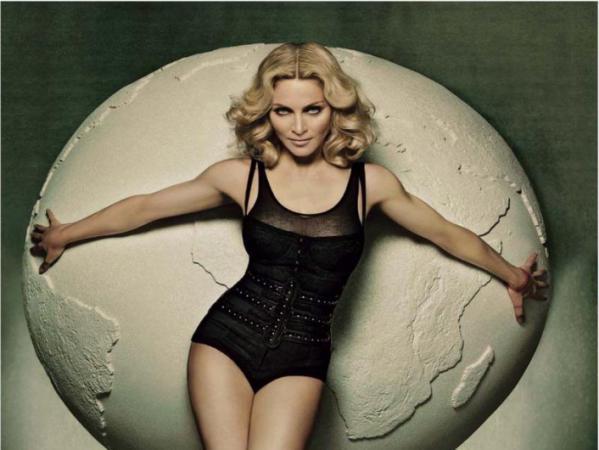 Мадонна удивляет организаторов концертов своим райдером