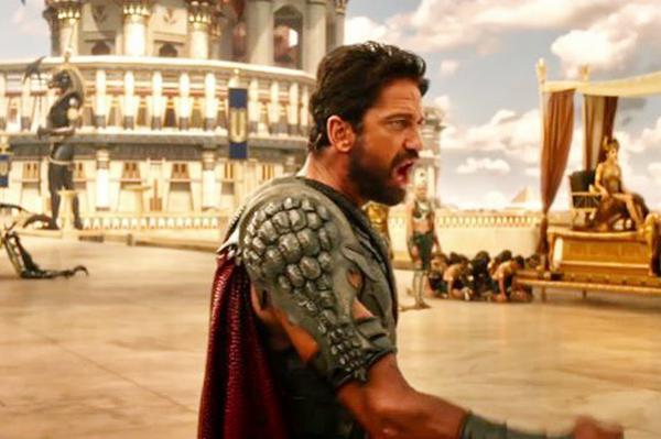Фильм «Боги Египта» ждет оглушительный провал