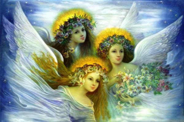 Наталья, Григорий, Даниил, Дмитрий, Трофим празднуют именины 31 марта