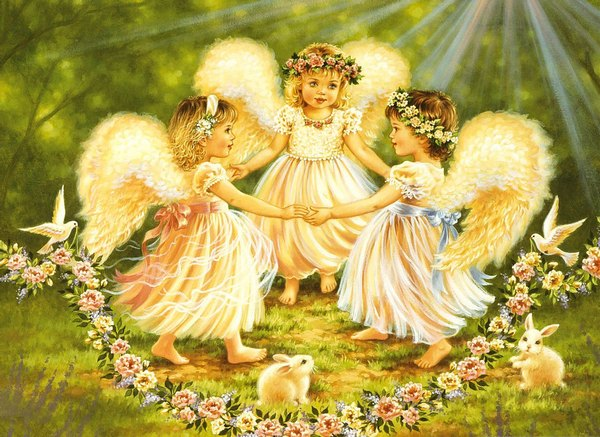Георгий, Егор, Григорий празднуют именины 15 апреля