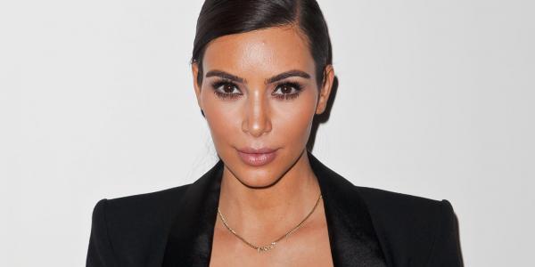 Ким Кардашьян заболела гриппом