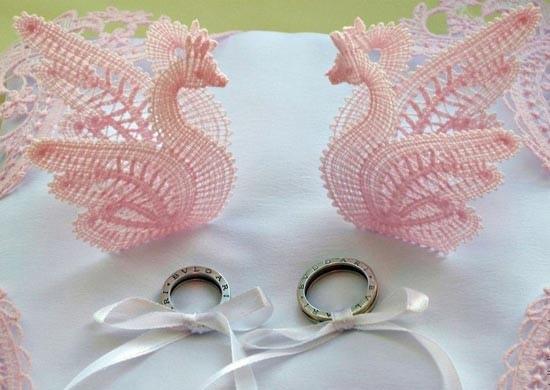 13 лет семейной жизни – кружевная (ландышевая) свадьба: как отметить, что подарить