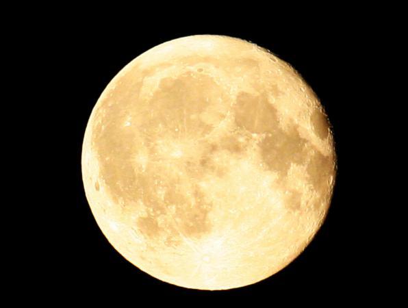Лунный день сегодня 29 марта, убывающая луна