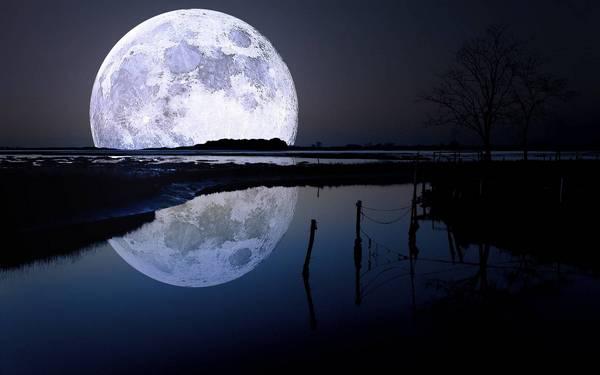 Лунный день сегодня 2 января 2018, 16-й лунный день, полнолуние