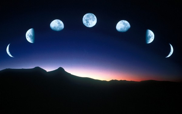 Лунный день сегодня 7 апреля 2016 года, 30-й лунный день, новая луна