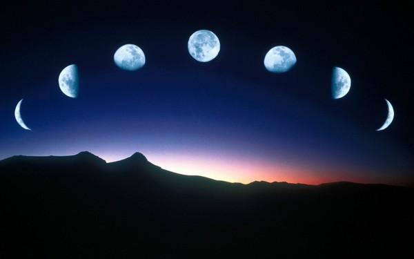Лунный календарь на 16 февраля 2018, 1 лунный день, новолуние
