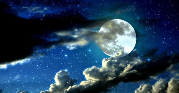Лунный день сегодня 10 мая 2017, 15-й лунный день, полнолуние