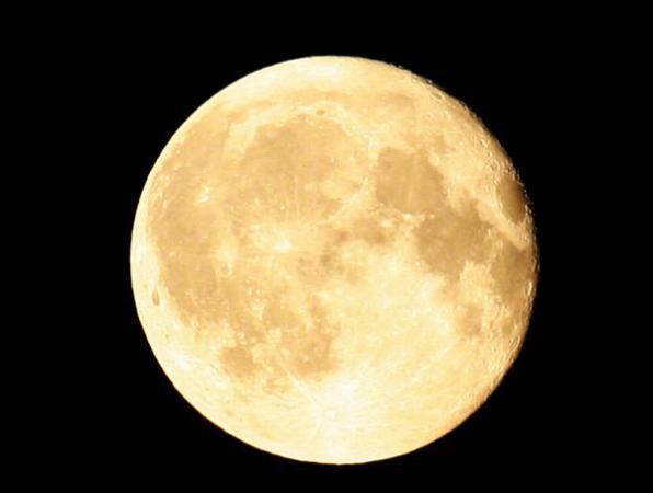 Лунный день сегодня 12 марта 2018, 25-й лунный день, убывающая луна