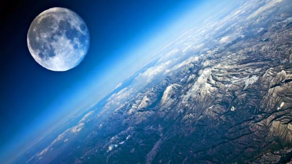 Лунный день сегодня 25 мая 2018, 10-ый лунный день, Растущая Луна