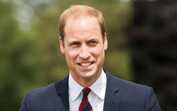Принц Уильям рассказал о своей дочери