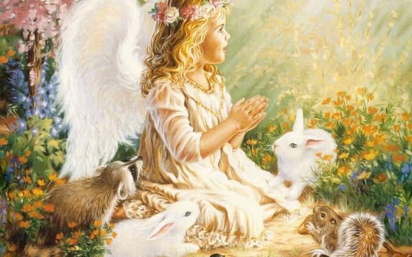 Валентин, Иван, Антон и Марианна празднуют именины 27 апреля