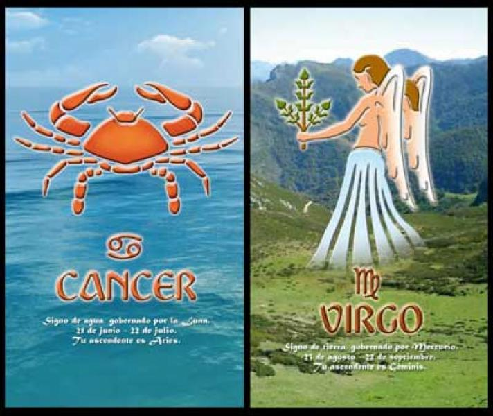 Гороскоп любовной совместимости Дева и Рак