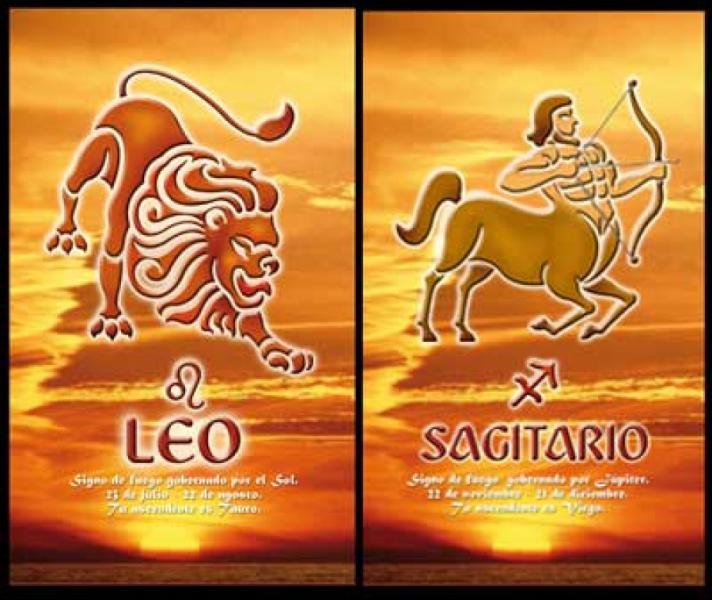 Он лев она стрелец сексуальный гороскоп